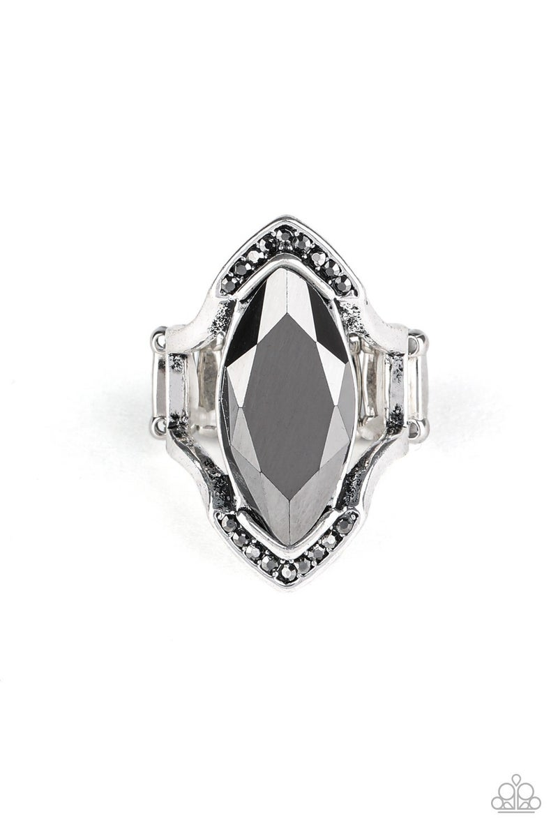 Leading Luster Silver Ring