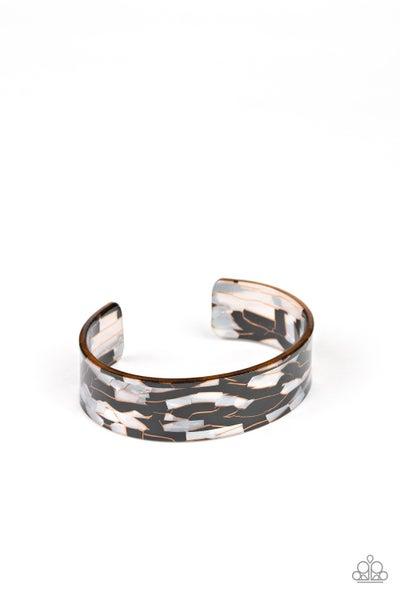 Glaze Daze Black Bracelet
