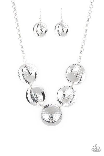 First Impressions Silver Necklace