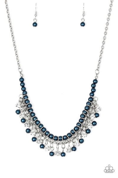 A Touch Of CLASSY Blue Necklace