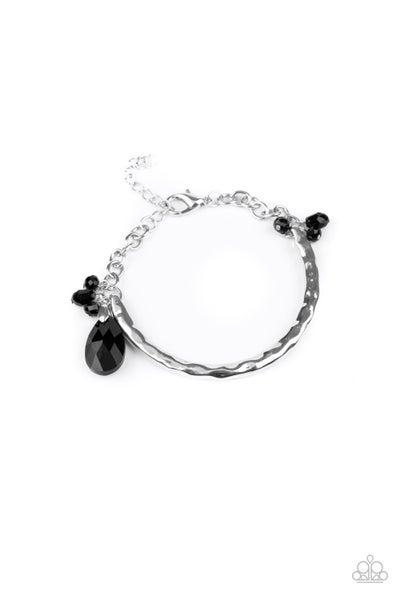 Let Yourself GLOW Black Bracelet