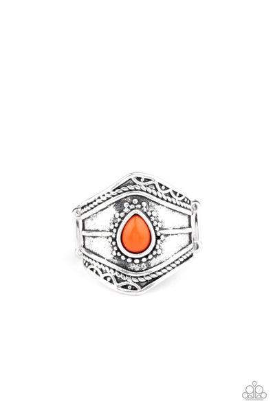 Tribute Mode Orange Ring