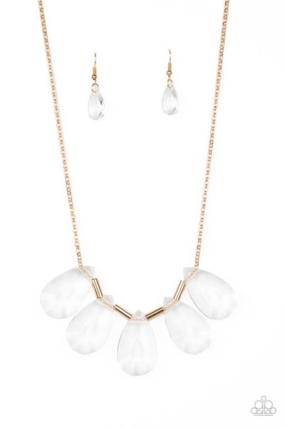 HEIR It Out Gold Necklace