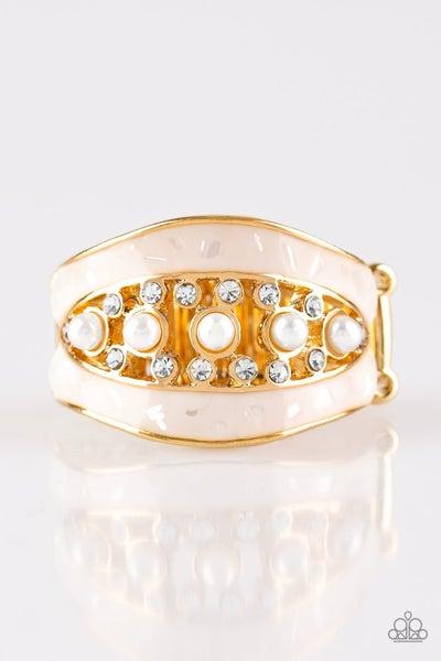 Royal Treasury Gold Ring