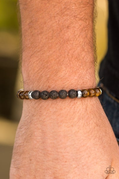 Easygoing Brown Bracelet