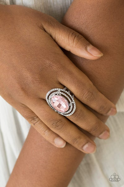 Making History Pink Ring