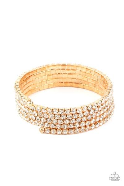 The Glow-Digger Gold Bracelet