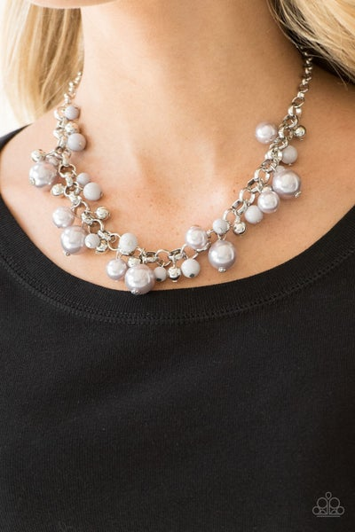 The Upstater Silver Necklace