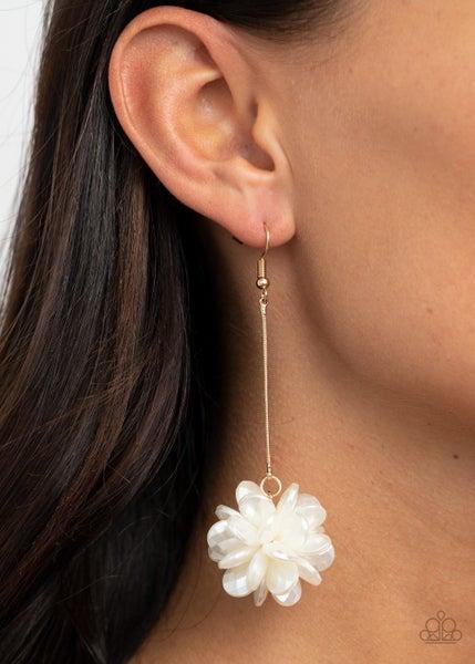 Swing Big Gold Earrings