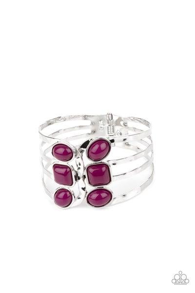 Mystified Purple Bracelet