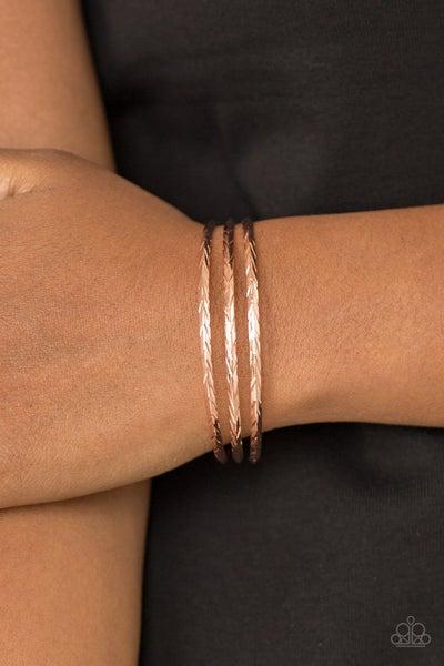 Eastern Empire Copper Bracelet