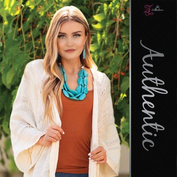 Authentic Zi Necklace