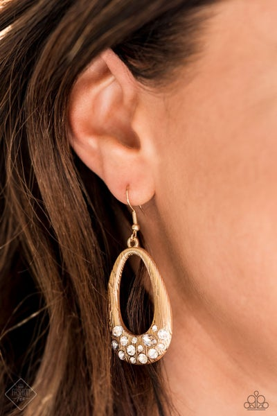 Better LUXE Next Time Gold Earrings