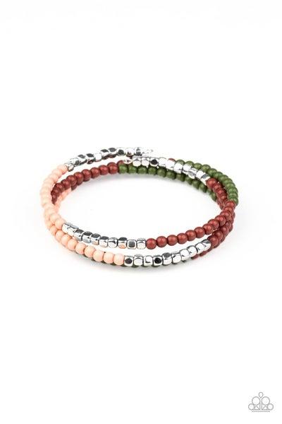 Spiral Dive Multi Bracelet