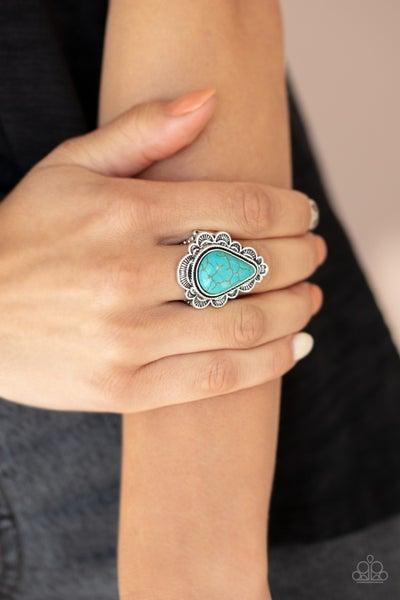 Desert Escape Turquoise Ring