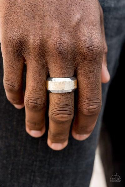 Checkmate Multi Mens Ring