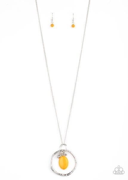 Zion Zen Yellow Necklace
