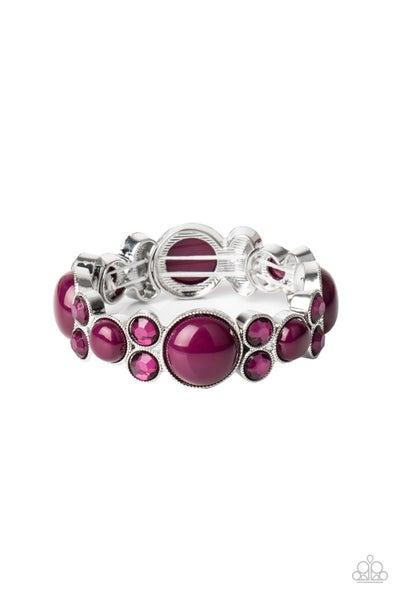 Celestial Escape Purple Bracelet