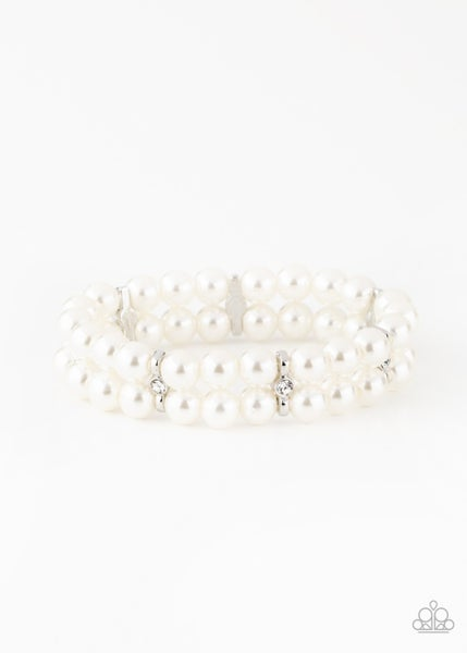 Downtown Debut Pearl Bracelet