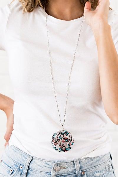 Metro Mosaic Multi Necklace (Summer Exclusive)