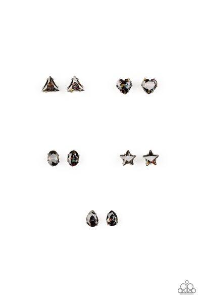 Midnight Oil Spill Starlet Shimmer Earring Kit