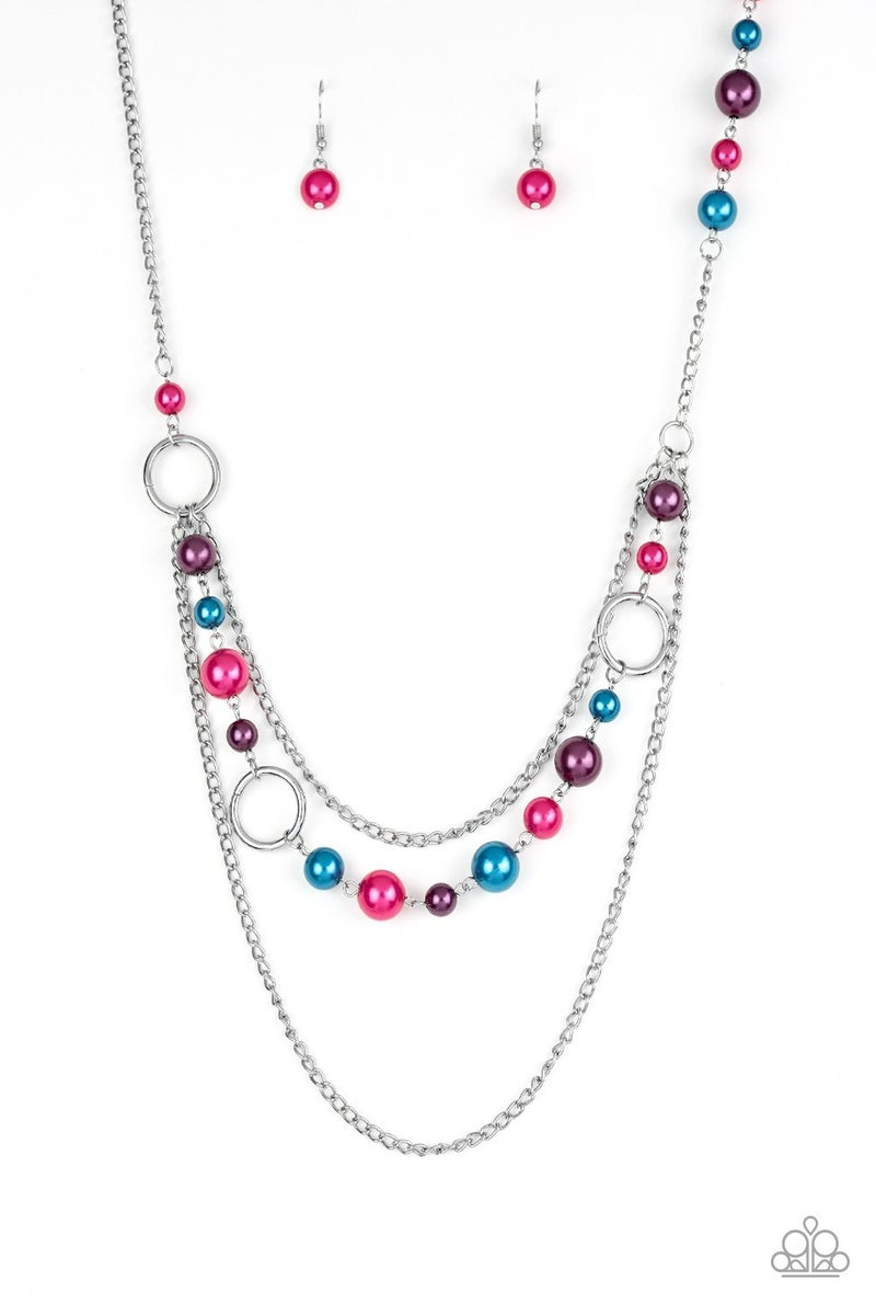 Party Dress Princess Multi Necklace