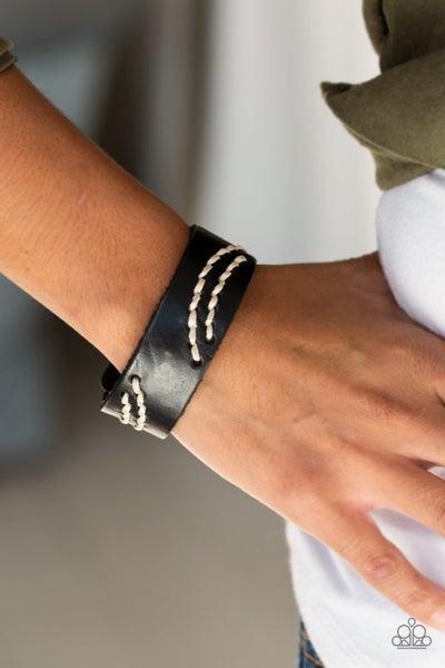 Rural Roamer Black Urban Bracelet