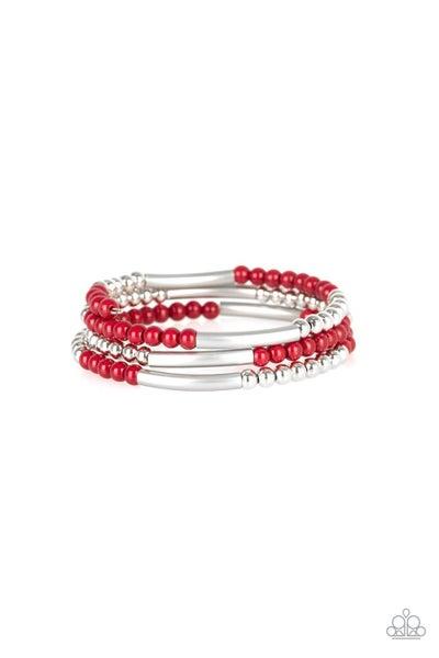 Tourist Trap Red Bracelet