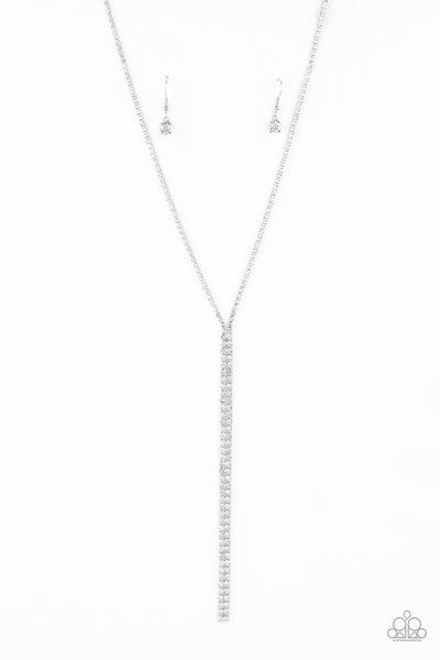 Inner Starlight White Necklace