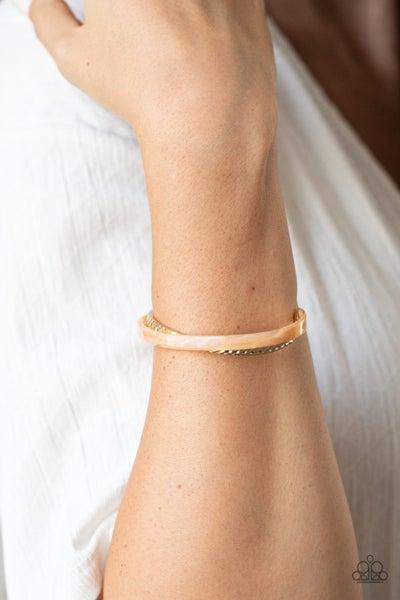 Haute On The Trail Gold Bracelet