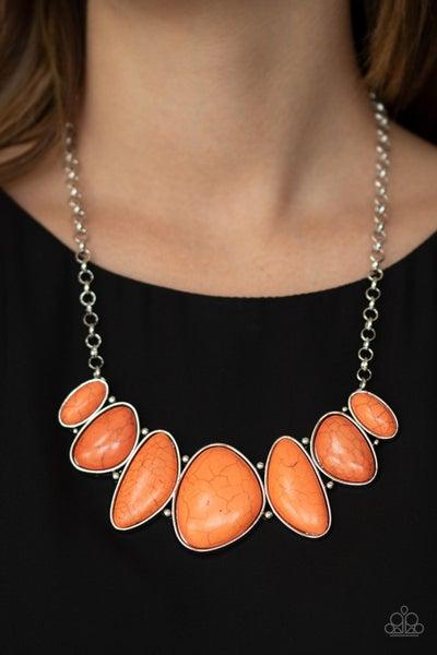Primitive Orange Set