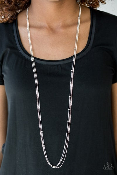 Colorfully Chic Multi Necklace