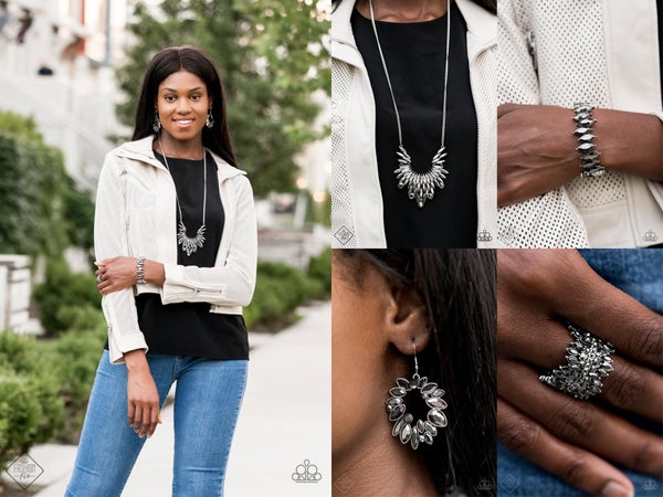 Leave It To Luxe Silver Fashion Fix