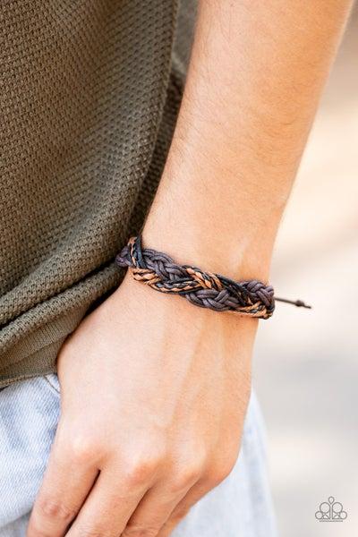 Badlands Wanderer Brown Urban Bracelet