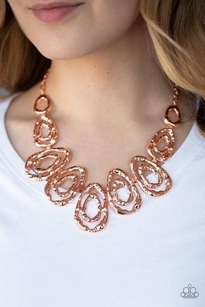Terra Couture Copper Necklace