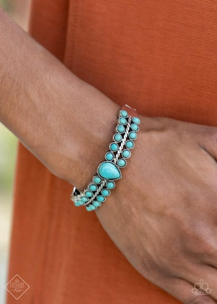 Nature Resort Turquoise Bracelet