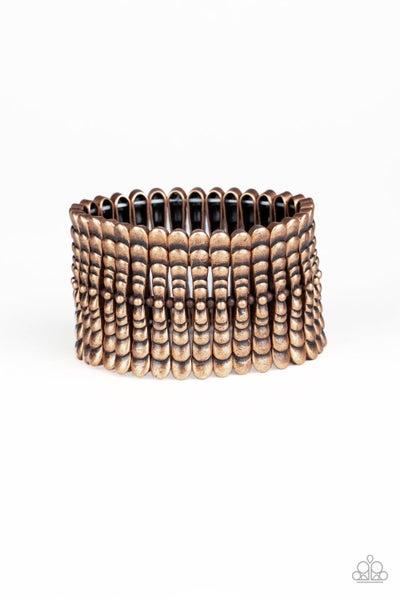 Level The Field Copper Bracelet