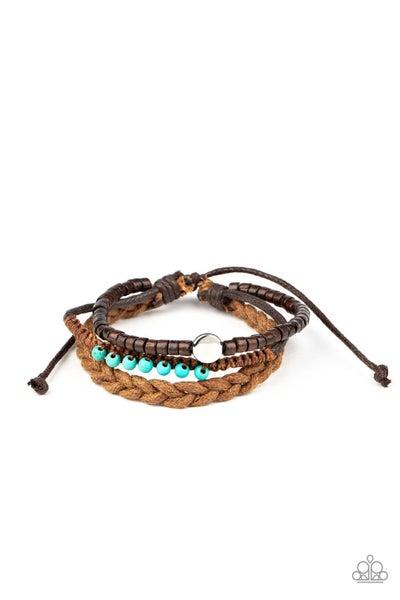 Beach Adventure Turquoise Bracelet
