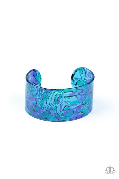 Cosmic Couture Blue Bracelet