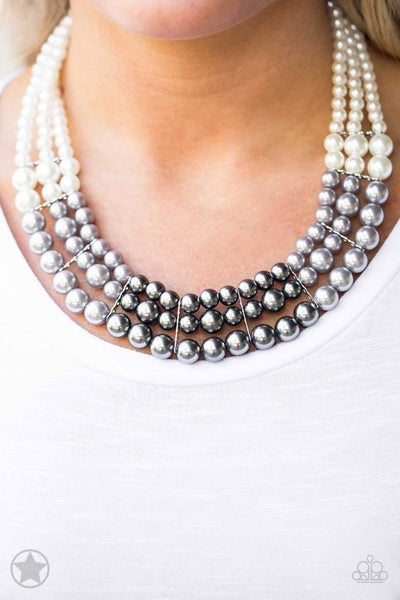 Lady In Waiting Pearl Necklace