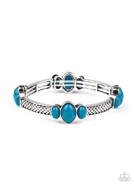 Instant Zen Blue Bracelet
