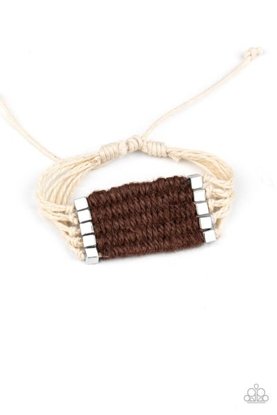 Beachology Brown Urban Bracelet