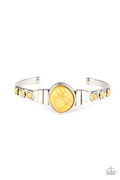 Spirit Guide Yellow Bracelet