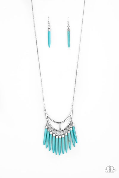 Stone Age A-Lister Turquoise Necklace