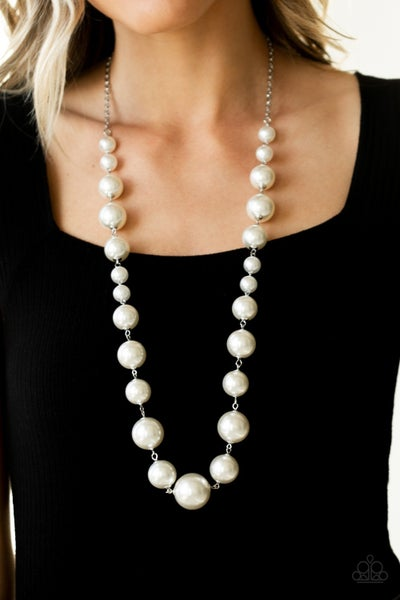 Pearl Prodigy Pearl Necklace