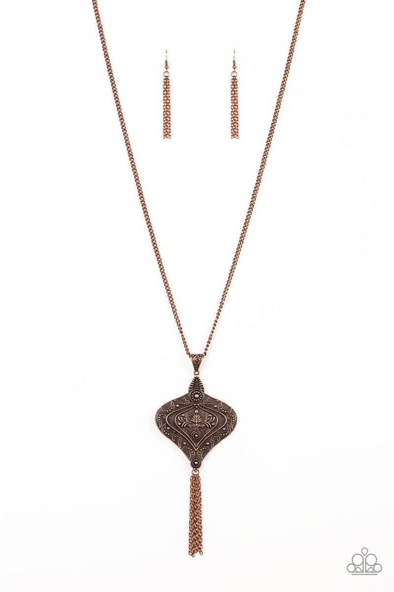 Rural Remedy Copper Necklace