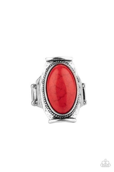 Desert Healer Red Ring
