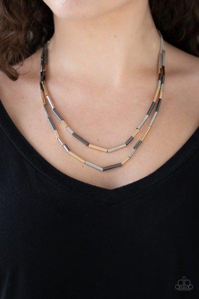 A Pipe Dream Multi Necklace