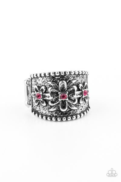 Tropical Nights Pink Ring