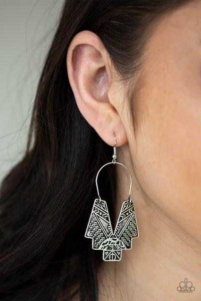 Alternative ARTIFACTS Silver Earrings